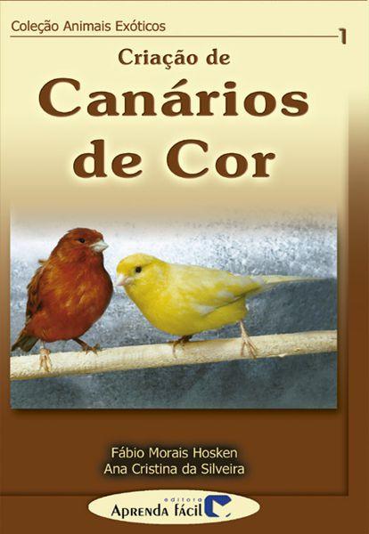 Livro - Criação de Canários de Cor