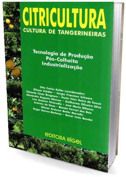 Livro - Citricultura - Cultura de Tangerineiras