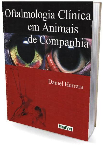 Livro Oftalmologia Clínica em Animais de Companhia