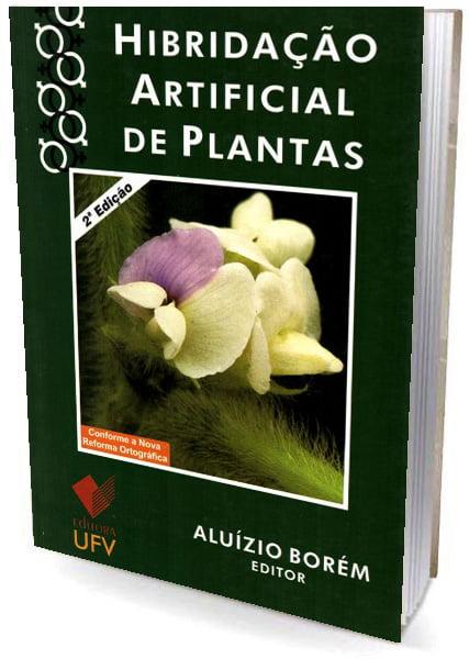 Livro - Hibridação Artificial de Plantas