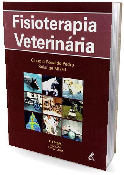 Livro - Fisioterapia Veterinária