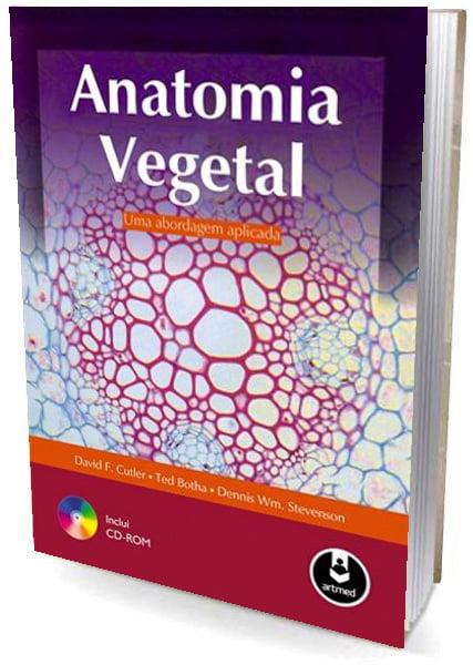 Livro - Anatomia Vegetal - Uma abordagem aplicada