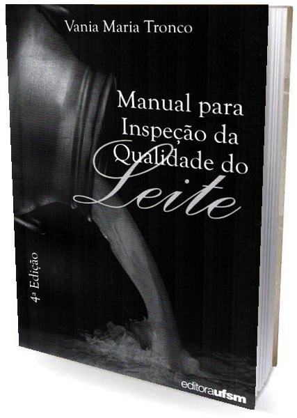 Livro - Manual para Inspeção da Qualidade do Leite