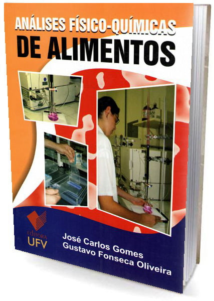 Livro Análises Físico-Químicas de Alimentos