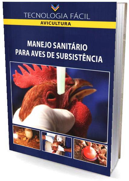 Livro Manejo Sanitário para Aves de Subsistência