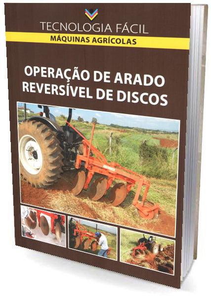 Livro - Regulagem e Operação de Grade de Arrasto, mecanização agrícola, máquinas agrícolas