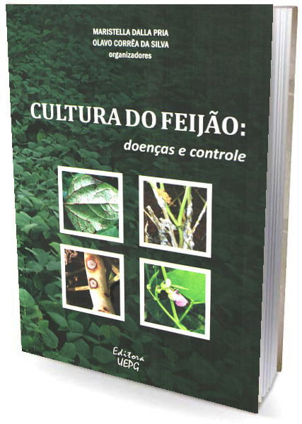 Livro Cultura do Feijão Doenças e Controle
