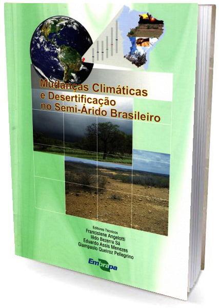 Livro Mudanças Climáticas e Desertificação no Semi-Árido Brasileiro