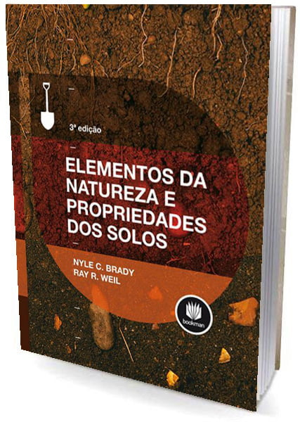 Livro - Elementos da Natureza e Propriedades dos Solos - Série Eixos