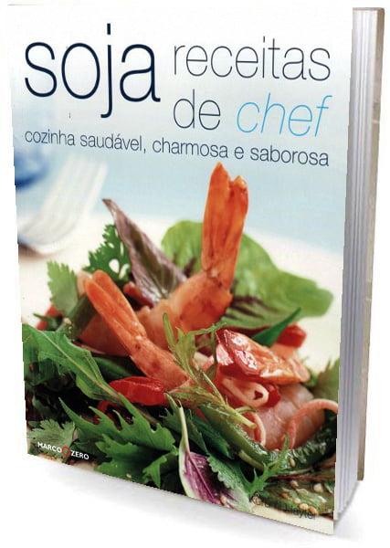 Livro Soja Receitas do Chef