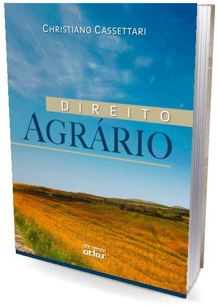 Livro Direito Agrário