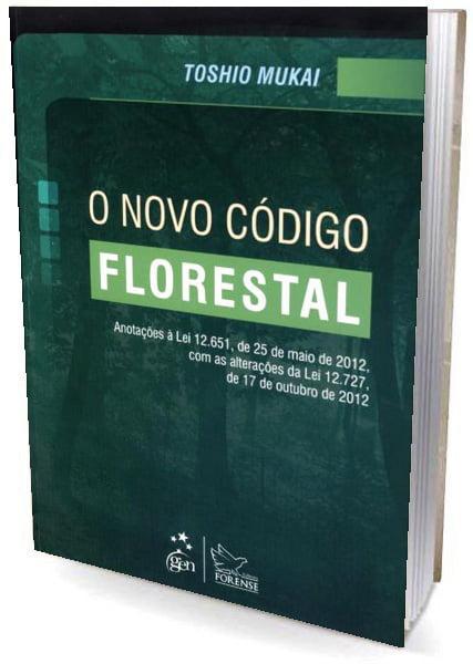 Livro O Novo Código Florestal