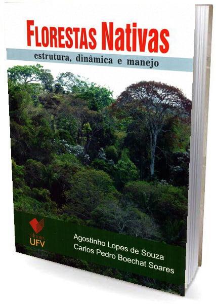 Livro Florestas Nativas - Estrutura, Dinâmica e Manejo