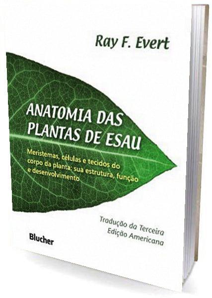 Livro Anatomia das Plantas de ESAU