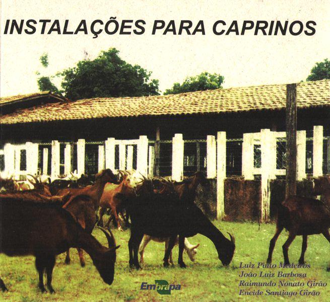 Livro instalacoes-para-caprinos, caprinocultura