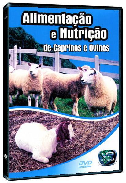 Livro Alimentação e Nutrição de Caprinos e Ovinos