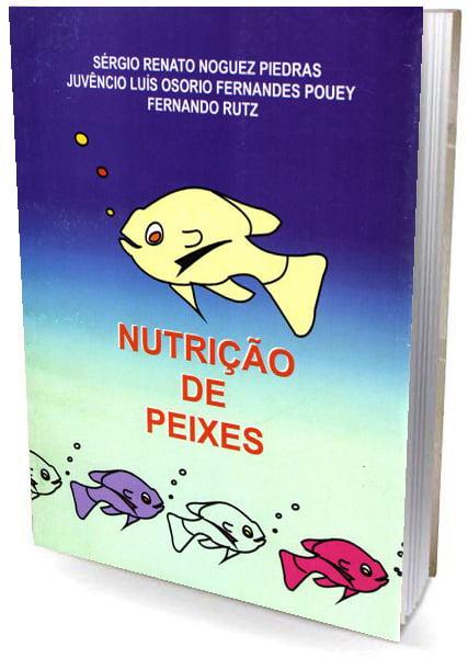 Livro Nutrição de Peixes