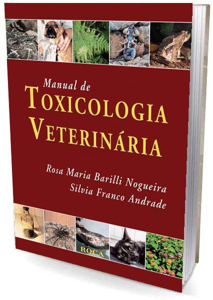 Livro Manual de Toxicologia Veterinária