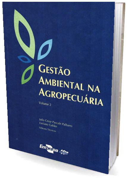 Livro Gestão Ambiental na Agropecuária, Volume 2