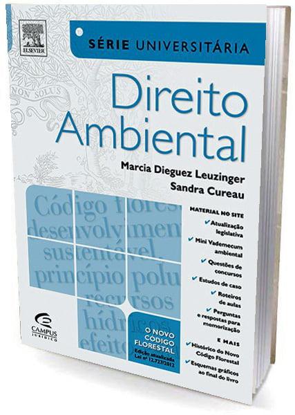 Livro Direito Ambiental - Série Universitária