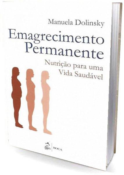 Livro Emagrecimento Permanente - Nutrição para uma Vida Saudável