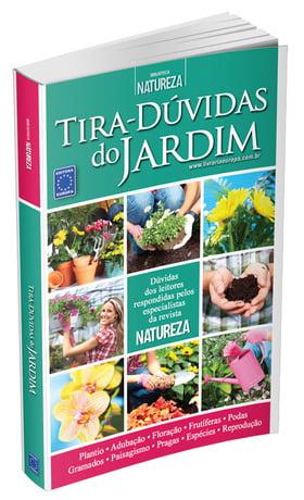 Livro Tira-Dúvidas do Jardim