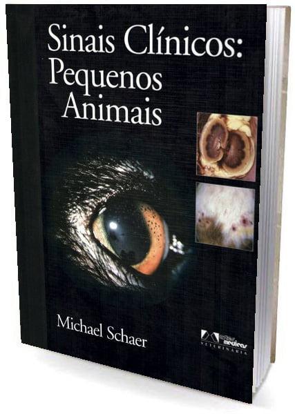 Livro Sinais Clínicos: Pequenos Animais