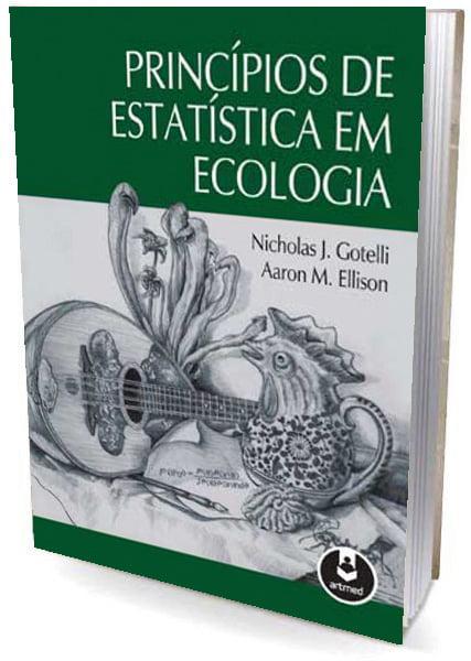 Livro Princípios de Estatística em Ecologia