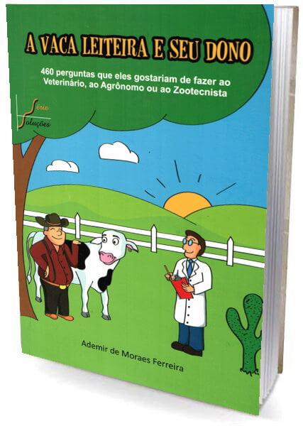Livro A Vaca Leiteira e Seu Dono