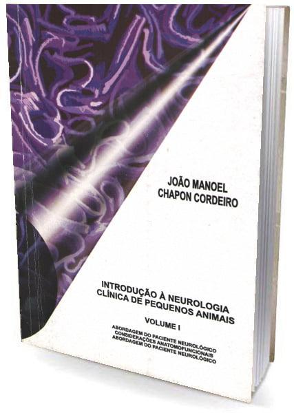 Livro Introdução á Neurologia Clínica  de Pequenos Animais - Volume II