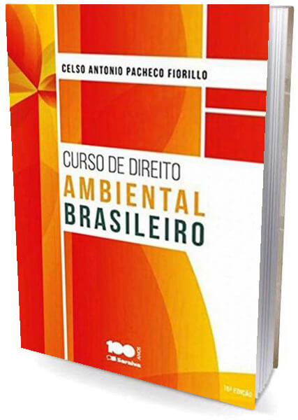 Livro Curso de Direito Ambiental Brasileiro  - 16° Edição