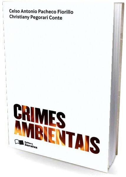 Livro Crimes Ambientais