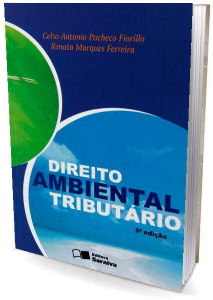 Livro Direito Ambiental Tributário