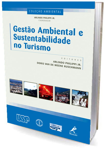 Livro Gestão Ambiental e Sustentabilidade no Turismo