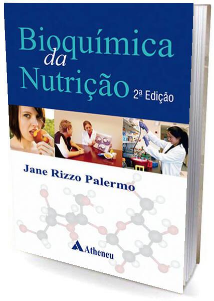 Livro  Bioquímica Da Nutrição - 2ª Edição