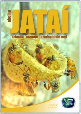 Dvd Abelha Jataí - Criação, Manejo e Produção de mel