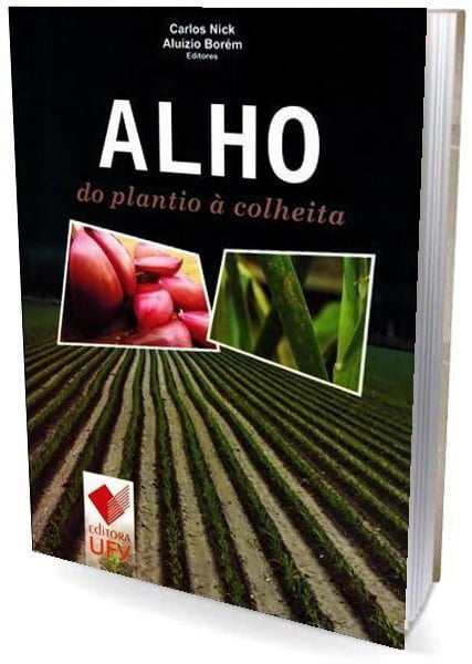 Livro - Alho - do plantio à colheita