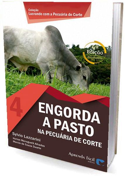 Livro - Engorda a Pasto na Pecuária de Corte