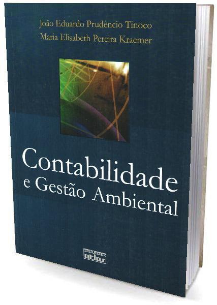 Livro Contabilidade e Gestão Ambiental