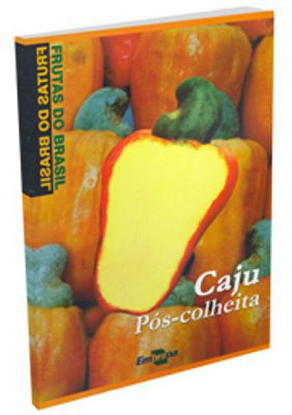 Livro Caju Pós-colheita