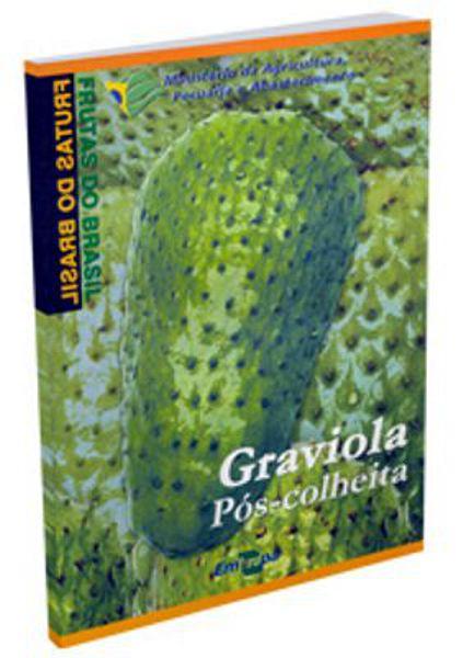 Livro Graviola Pós-colheita