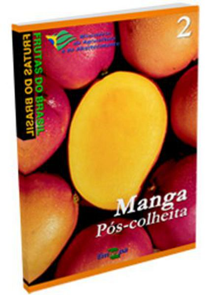 Livro Manga Pós-colheita