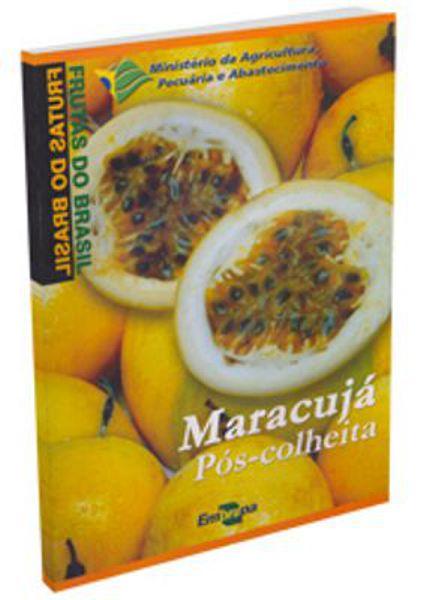 Livro Maracujá Pós-colheita