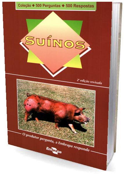 Livro Suínos - 500 perguntas / 500 respostas
