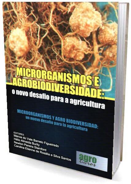 Livro - Microrganismos e Agrobiodiversidade - O novo desafio para a agricultura