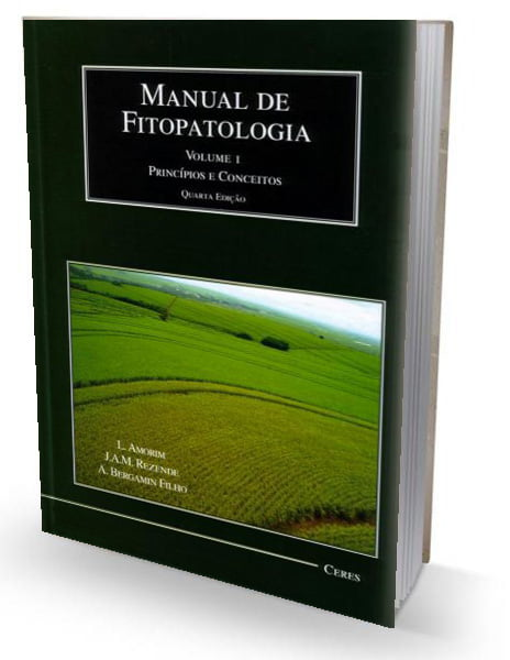 Livro Manual de Fitopatologia - Vol 1
