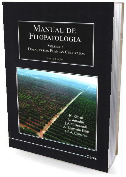 Livro Manual de Fitopatologia - Vol 2