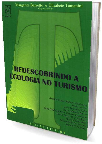 Livro Redescobrindo a Ecologia no Turismo