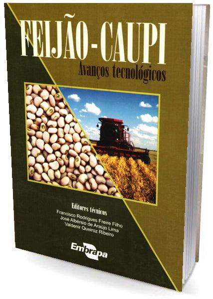 Livro Feijão-Caupi - Avanços Tecnologicos