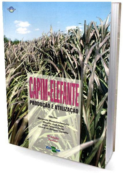 Livro Capim-Elefante - Produção e Utilização